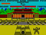 Yie Ar Kung-Fu ZX Spectrum Tonfa battons aren't going to stop you