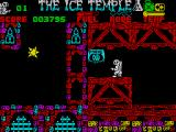 The Ice Temple ZX Spectrum I don't think the pizza shop delivers this far away