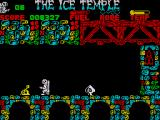 The Ice Temple ZX Spectrum You stumble across some weird puzzle