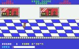Metro Cross Atari ST Starting position