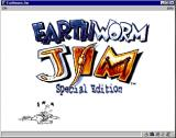 Earthworm Jim: Special Edition Windows Title Screen (Double Size Window)