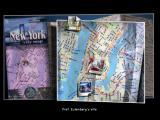 Crime Stories: From the Files of Martin Mystère Windows New York city map
