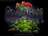 Dr. Blob's Organism Windows Splash Screen