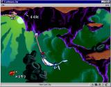 Earthworm Jim: Special Edition Windows Swinging (Double Size Window)