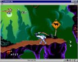 Earthworm Jim: Special Edition Windows Whipping (Double Size Window)