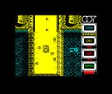 The Spy Who Loved Me ZX Spectrum Game start