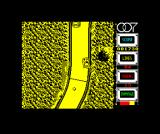 The Spy Who Loved Me ZX Spectrum Only just keeping it on the island