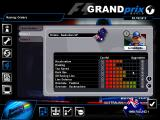 Grand Prix World Windows Give your drivers orders...