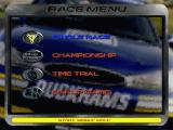 TOCA Touring Car Championship Windows Select race type