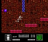 Silver Surfer NES Inside of Emperor's Fortress