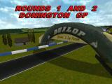 TOCA Touring Car Championship Windows Championship Rounds 1 & 2 are at Donington
