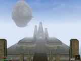 The Elder Scrolls III: Morrowind Windows The capital city of Vivec, complete with captured moon