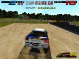 TOCA Touring Car Championship Windows A completely wrecked Volvo S40