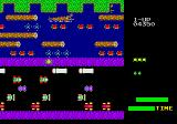 Frogger Genesis Watch out for those diving turtles!