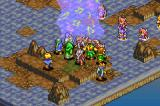 Tactics Ogre: The Knight of Lodis Game Boy Advance The leader of the mermaids trying to cast a sleep spell on six of my party members