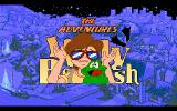 The Adventures of Willy Beamish DOS Title Screen (CD version)
