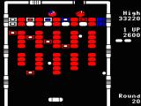 Arkanoid TRS-80 CoCo Indestructible bricks always seem to get in the way... (Coco 1 & 2)