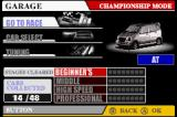 GT Advance Championship Racing Game Boy Advance Balance your car settings in the garage.