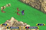 Gauntlet: Dark Legacy Game Boy Advance Defeat some scorpions to train the target.