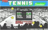 Pro Tennis Simulator Atari ST High scores