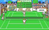 Pro Tennis Simulator Atari ST The digitised sound here is cringe-worthy