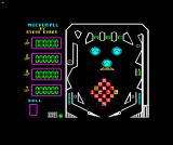 Microball ZX Spectrum Game start