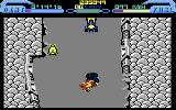 L.E.D. Storm Commodore 64 Crash into an obstacle