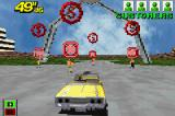 Crazy Taxi: Catch a Ride Game Boy Advance Crazy Rush mini-game: take all of the customers to their destinations before the time finishes.