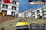 Crazy Taxi: Catch a Ride Game Boy Advance Time out! Better chance next time... :-(
