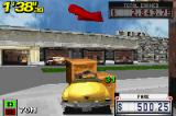 "Crazy Taxi: Catch a Ride Game Boy Advance Some obstacles scattered by the city (like some boxes) will ""difficult"" your task."