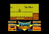 Bionic Commando Amstrad CPC You are about to be electrocuted