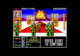 Operation Thunderbolt Amstrad CPC Just blew up a chopper