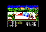 Operation Thunderbolt Amstrad CPC Mission 3