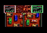 Crack Down Amstrad CPC Level 5