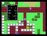 Dragon Warrior MSX This town looks very similar to the one you started in...