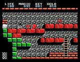 Legacy of the Wizard MSX Fighting red guys