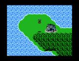 Final Fantasy MSX From the airship, you notice the castle you have visited in the beginning of your journey...