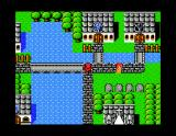 Final Fantasy MSX A prosperous city