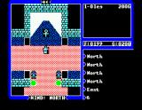 Ultima IV: Quest of the Avatar MSX Ankh, the holy symbol of Ultima philosophy