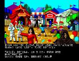 Ultima IV: Quest of the Avatar MSX You search for the gypsy wagon...