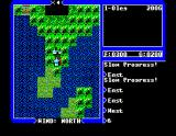 Ultima IV: Quest of the Avatar MSX Starting in Moonglow