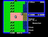 Ultima IV: Quest of the Avatar MSX The entrance to the city of Moonglow