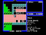 Ultima IV: Quest of the Avatar MSX Sage Deli? What next? Mage Burgers?