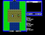 Ultima IV: Quest of the Avatar MSX Battle on a bridge