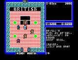 Ultima IV: Quest of the Avatar MSX The throne room of Lord British. Here you level up, come back to life if you are defeated, and play poker with the king... maybe