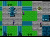 SEGA Smash Pack Windows Phantasy Star 2 - Town