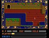 Ys II: Ancient Ys Vanished - The Final Chapter MSX Tower passages