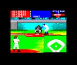 HardBall! ZX Spectrum Here comes the pitch