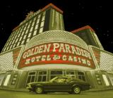 Vegas Stakes SNES Cut-scene – Golden Paradise Hotel & Casino is the first step to glory!