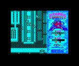 Scramble Spirits ZX Spectrum Take this wave out